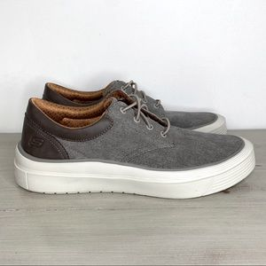 SKECHERS Men's Casual Viewport Talson in Taupe